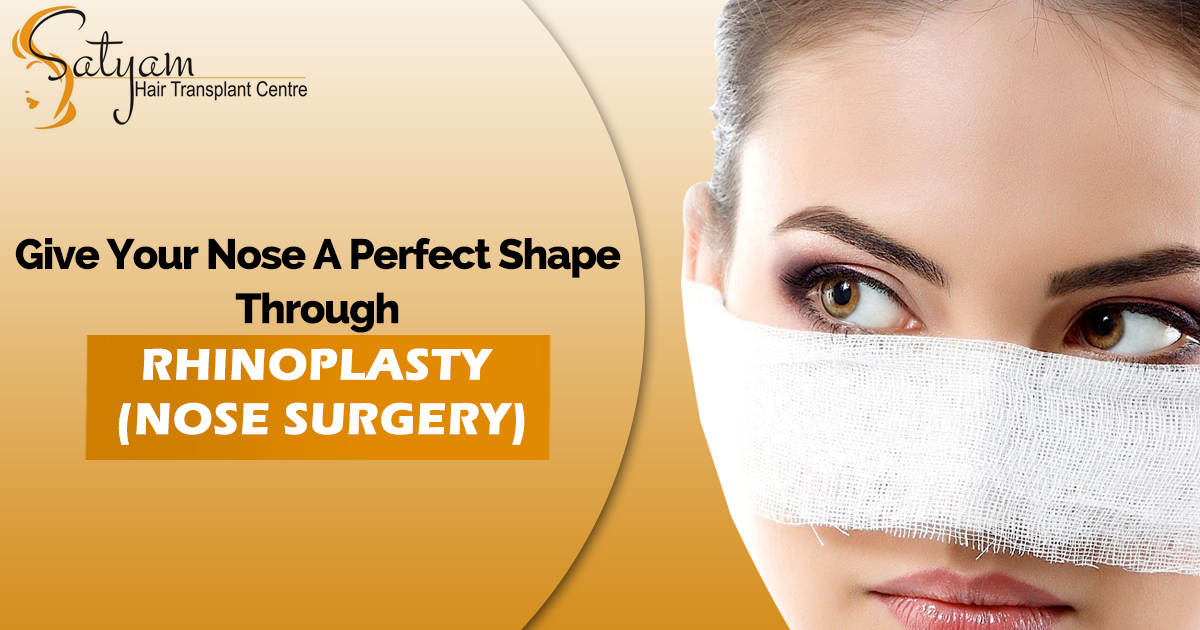 Rhinoplasty and Different Nose Correction Procedure