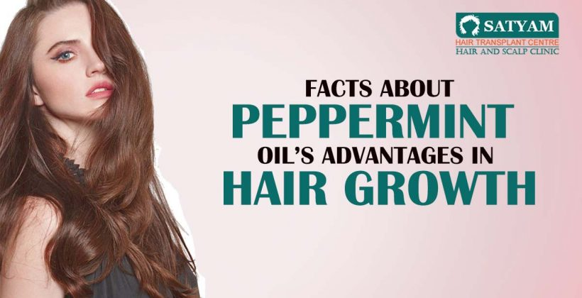 Facts About Peppermint Oil's Advantages in Hair Growth