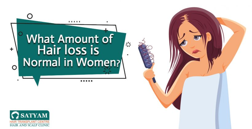 What Amount of Hair loss is Normal in Women?