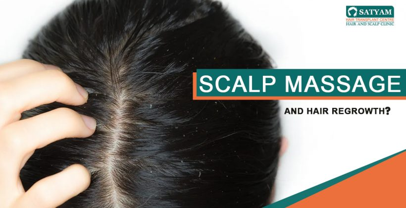 Scalp Massage and hair regrowth?